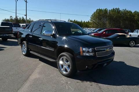 2013 Chevrolet Black Diamond Avalanche for sale in Anderson, SC