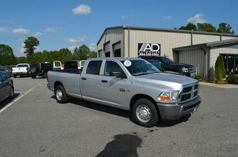 2011 RAM Ram Pickup 2500 for sale in Anderson, SC
