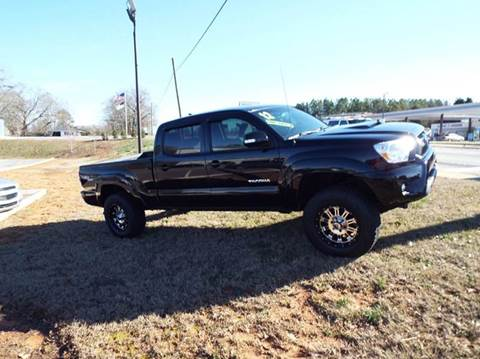 2012 Toyota Tacoma for sale in Anderson, SC