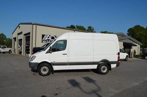 2012 Mercedes-Benz Sprinter Cargo for sale in Anderson, SC