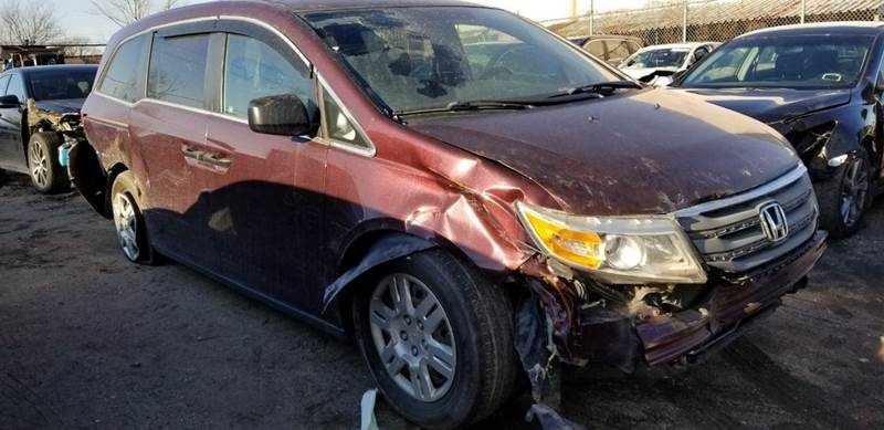 2012 Honda Odyssey LX 4dr Mini-Van In Island Park NY - Gotcha Auto Inc