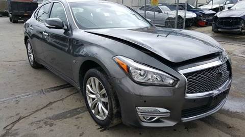 2015 Infiniti Q70 for sale in Island Park, NY