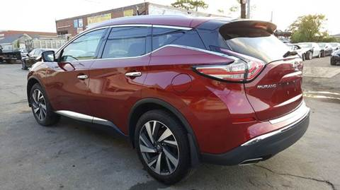 2016 Nissan Murano for sale in Island Park, NY