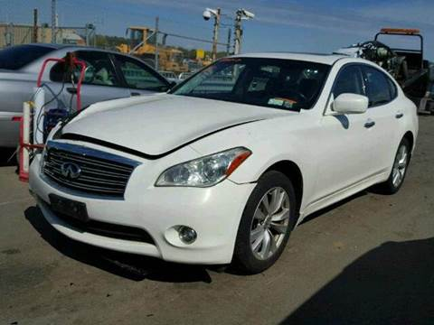 2011 Infiniti M37 for sale in Island Park, NY