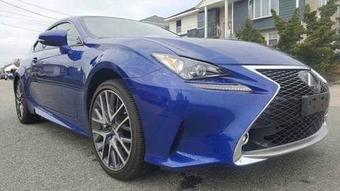 2016 Lexus RC 300 for sale in Island Park, NY