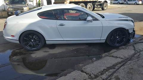 2010 Bentley Continental Supersports for sale in Island Park, NY