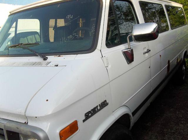 1996 Chevrolet Sportvan