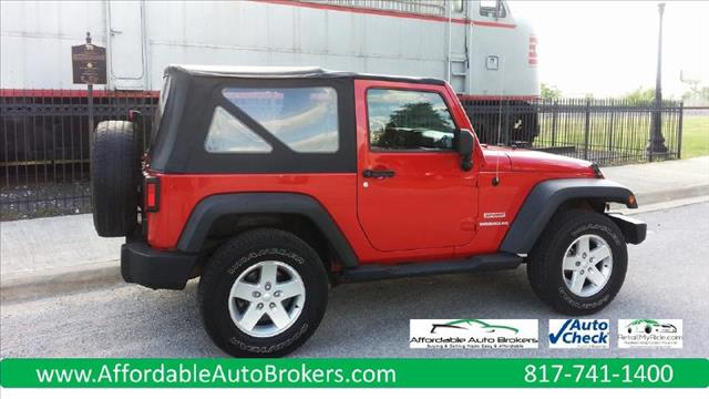 2011 Jeep Wrangler for sale in Keller TX