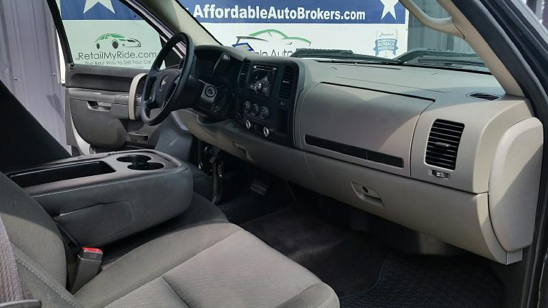2010 Chevrolet Silverado 1500 4x2 LS 4dr Extended Cab 6.5 ft. SB - Keller TX