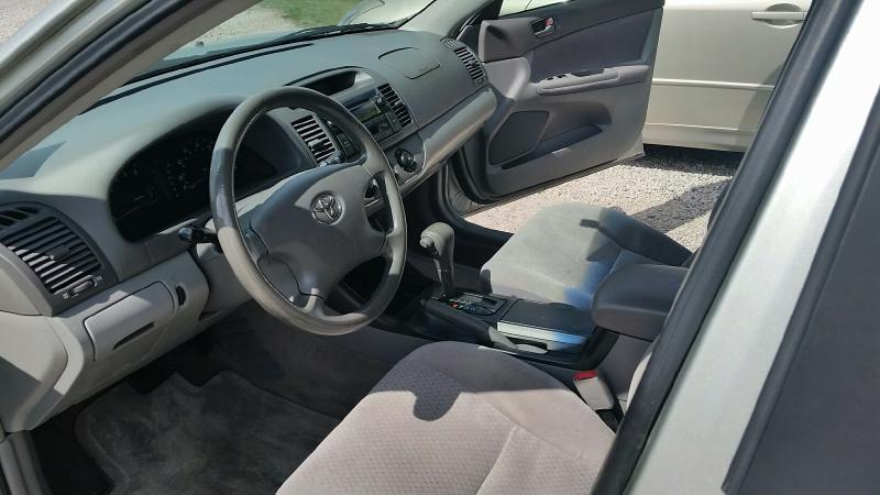 2002 Toyota Camry LE 4dr Sedan - Keller TX