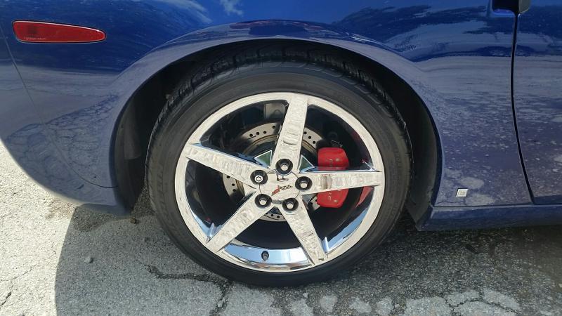2007 Chevrolet Corvette 2dr Coupe - Keller TX
