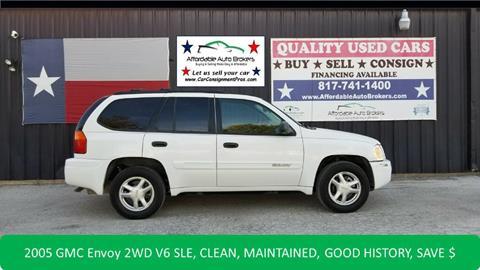 2005 GMC Envoy for sale in Keller, TX