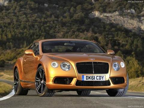 2017 Bentley Continental GT for sale in Staten Island, NY