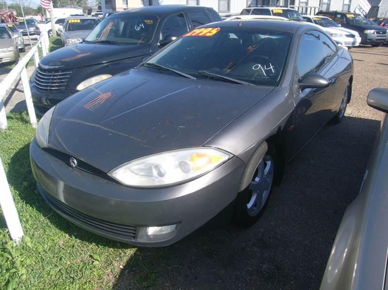2001 Mercury Cougar 2dr Hatchback V6 - Kenner LA