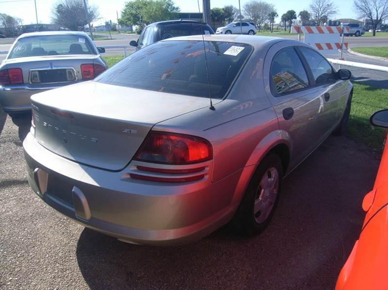 2004 Dodge Stratus SE 4dr Sedan - Kenner LA