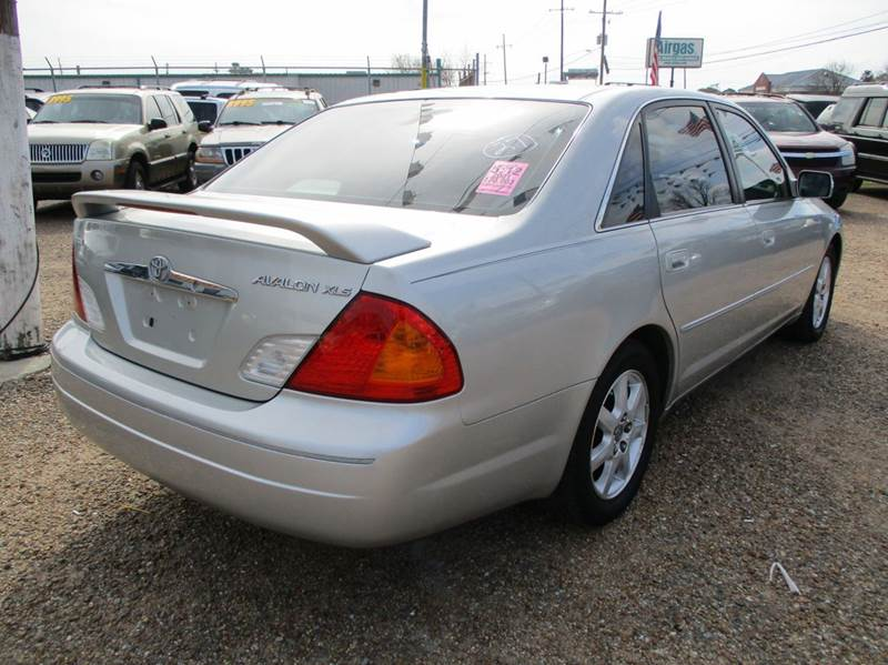 2001 Toyota Avalon XLS 4dr Sedan w/Bucket Seats - Kenner LA