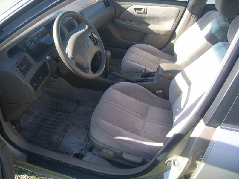 1998 Toyota Camry LE 4dr Sedan - Kenner LA