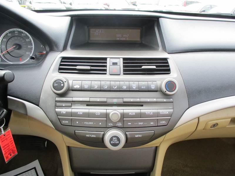 2012 Honda Accord LX 4dr Sedan 5A - Kenner LA