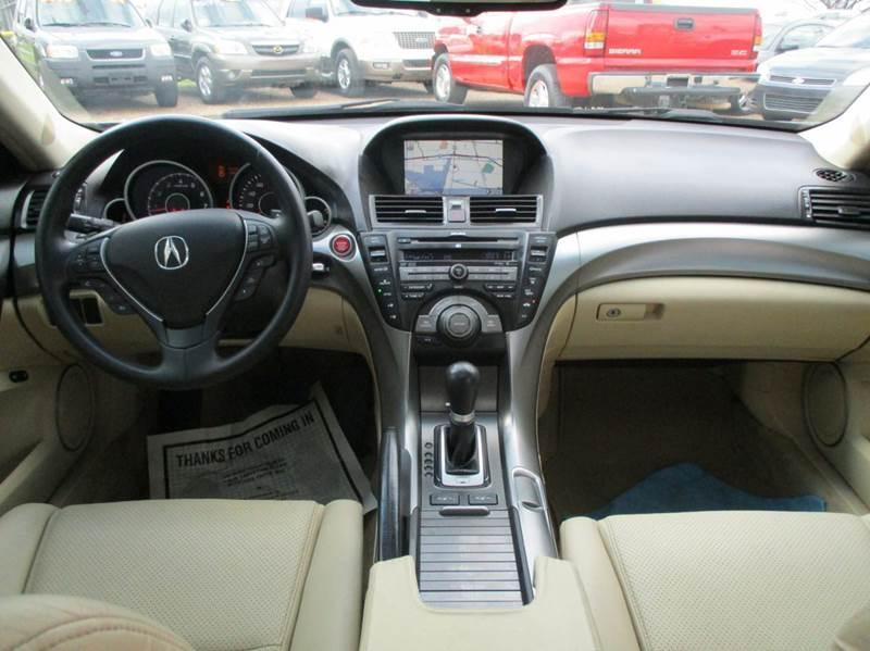 2009 Acura TL 4dr Sedan w/Technology Package - Kenner LA