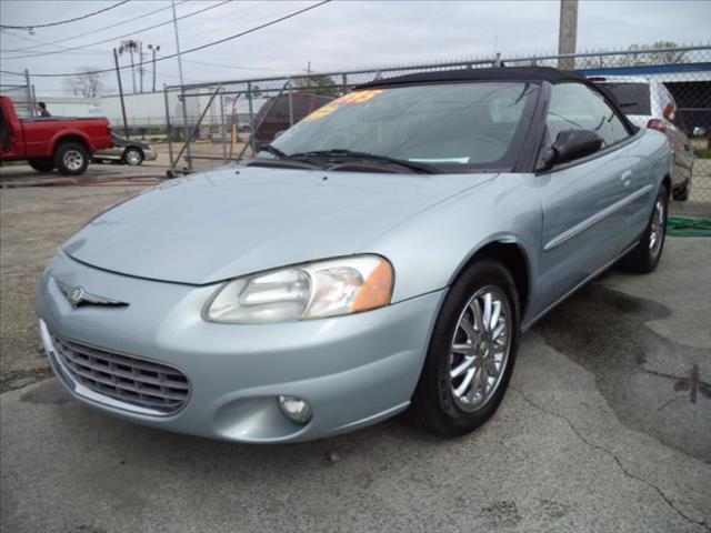 2003 Chrysler Sebring for sale in Kenner LA