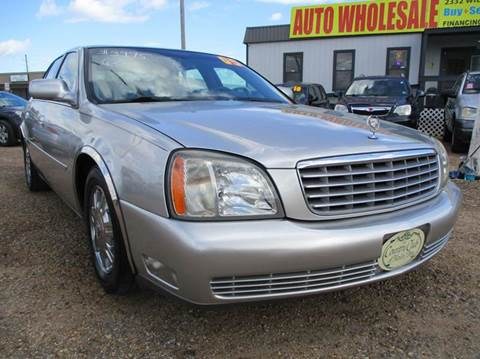 2005 Cadillac DeVille for sale in Kenner, LA