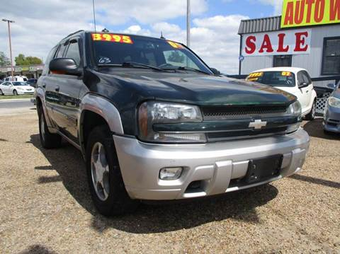 2004 Chevrolet TrailBlazer for sale in Kenner, LA