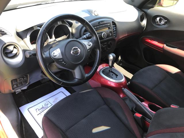 2011 Nissan JUKE SV 4dr Crossover CVT - Cleveland OH