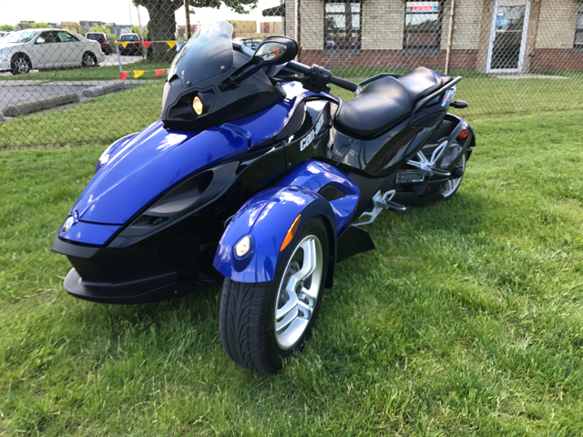 2010 Can-Am Spyder RS SE5 - Cleveland OH