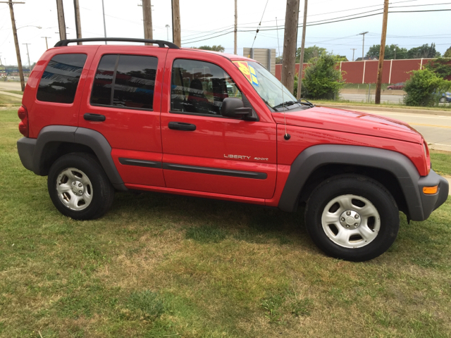 2003 Jeep Liberty 4dr Sport 4WD SUV - Cleveland OH
