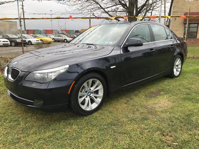 2010 BMW 5 Series 535i 4dr Sedan - Cleveland OH