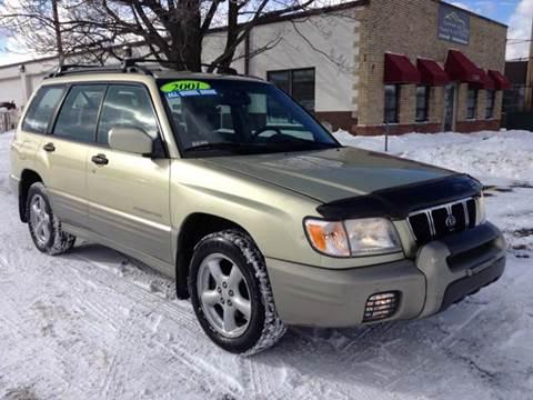 2001 Subaru Forester