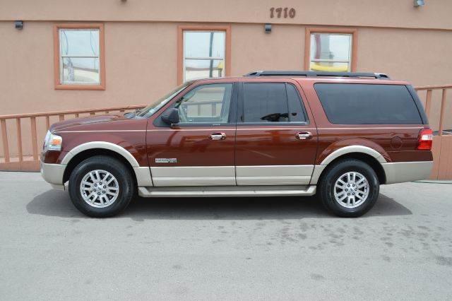 2008 ford expedition el eddie bauer 4x2 suv el paso tx for Torresdey motors el paso texas