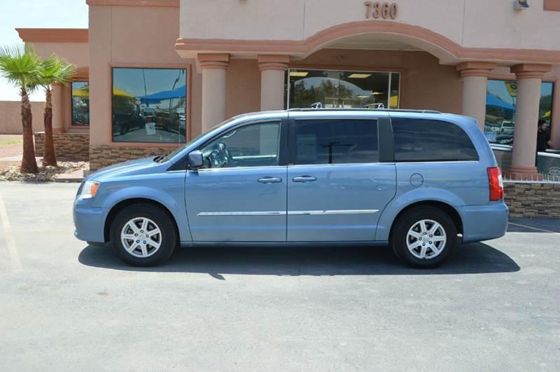 2012 chrysler town and country touring 4dr mini van in el for Torresdey motors el paso texas