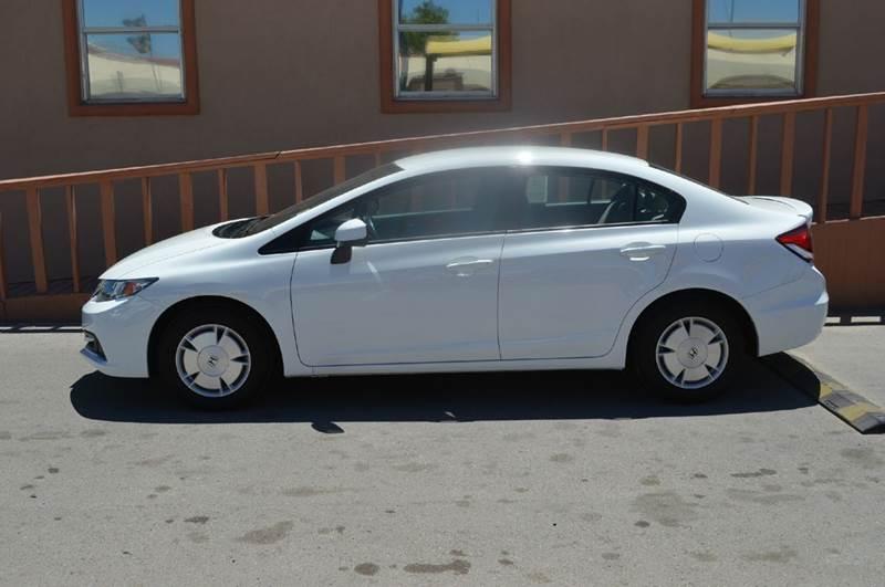 2013 honda civic hf 4dr sedan in el paso tx torresdey motors for Torresdey motors el paso texas