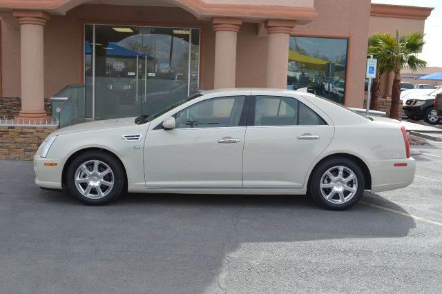 2011 cadillac sts v6 luxury sport 4dr sedan in el paso el for Torresdey motors el paso texas