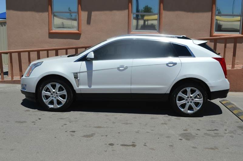 2011 cadillac srx performance collection 4dr suv in el for Torresdey motors el paso texas