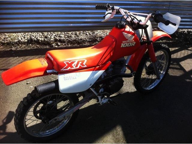 1989 Honda XR for sale in Portland OR