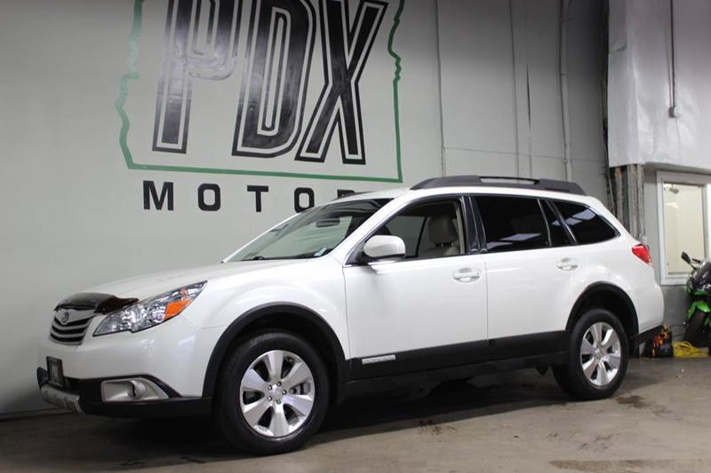 2011 subaru outback 3 6r limited awd 4dr wagon in portland. Black Bedroom Furniture Sets. Home Design Ideas
