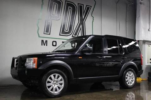 2006 Land Rover LR3 for sale in Portland, OR