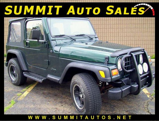 1999 Jeep Wrangler For Sale In Akron Oh