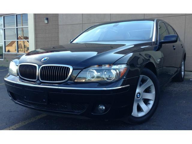 bmw 7 series for sale in akron oh. Black Bedroom Furniture Sets. Home Design Ideas