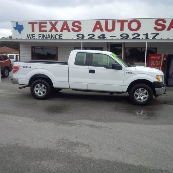 2010 Ford F-150 For Sale In San Antonio, TX