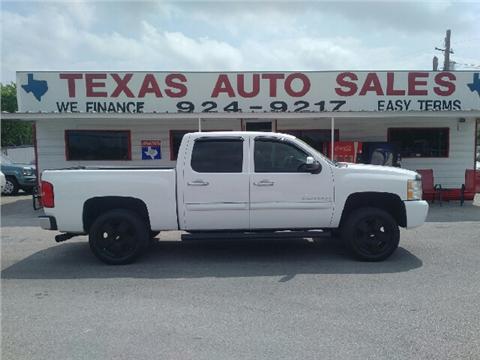 2011 Chevrolet Silverado 1500 for sale in San Antonio, TX