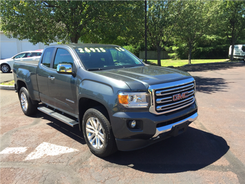 2015 Gmc Canyon For Sale