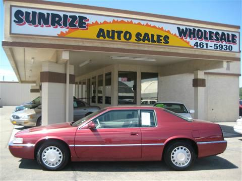 1997 cadillac eldorado for My town motors auburn wa