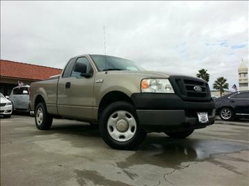 2005 Ford F-150 for sale in Madera, CA