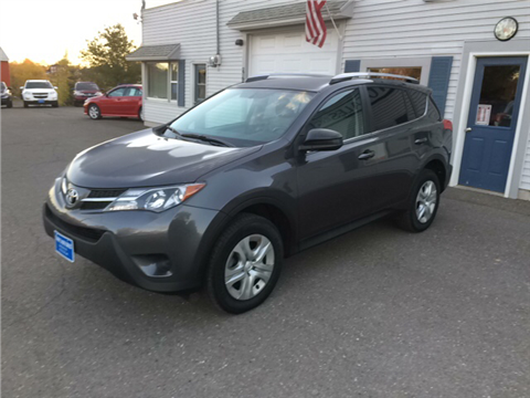 2015 Toyota RAV4 for sale in Houlton, ME