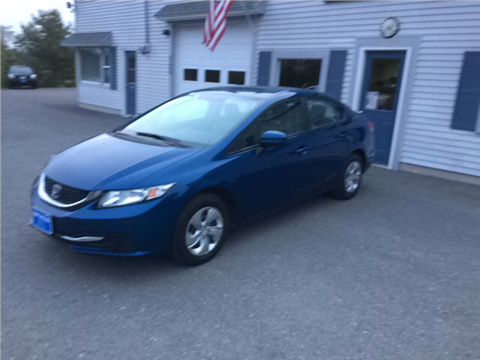 2014 Honda Civic for sale in Houlton, ME