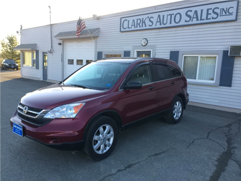 2011 Honda CR-V for sale in Houlton, ME