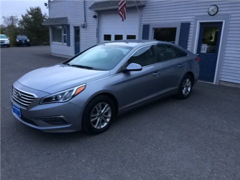 2015 Hyundai Sonata for sale in Houlton, ME